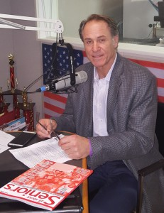 "Bill Sweezy, Publisher of ""All About Seniors"" & Owner of Striped Rock"