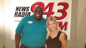 Corwyn Melette of EXIT Realty o the Lowcountry